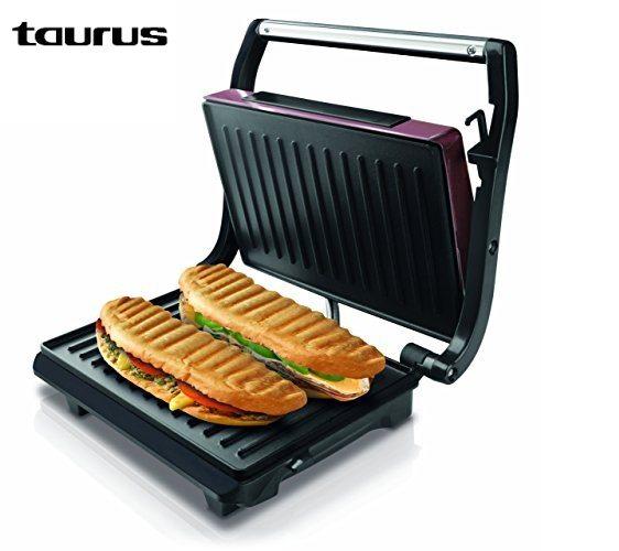 Sandwichera Taurus Toast & Go