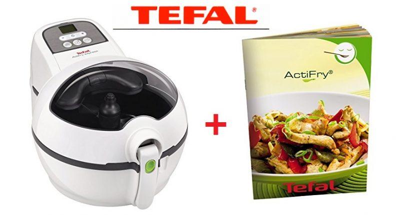 Freidora Tefal Actifry Express Snacking FZ7510