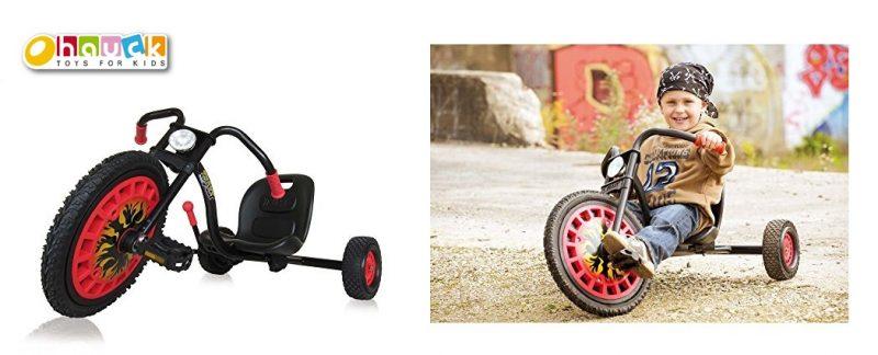 Triciclo infantil Hauck Typhoon