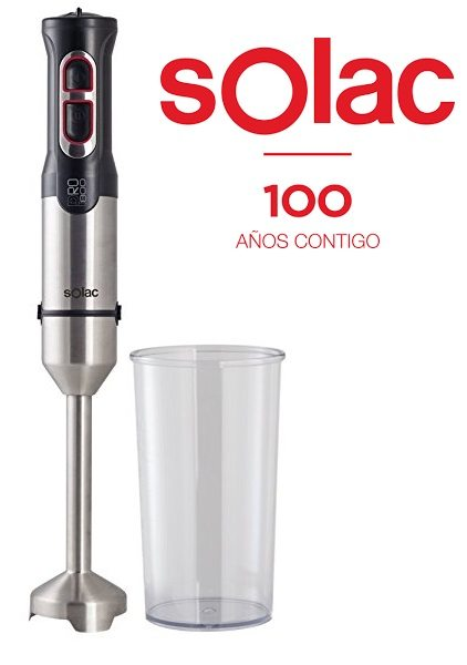 Batidora de mano Solac pro 800 BA5602