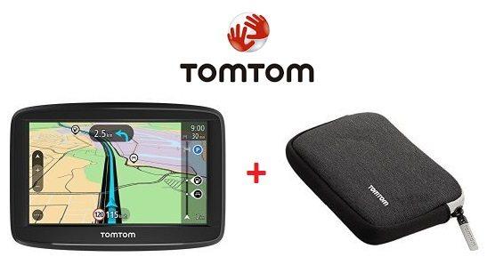 Navegador GPS TomTom Start 42 EU45 LTM + Funda