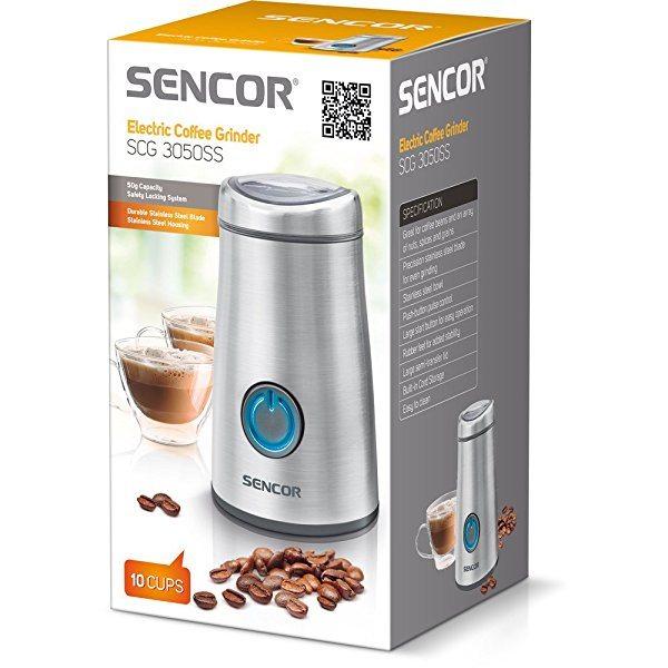 Sencor 41000053 - Molino de café eléctrico