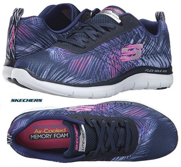 Zapatillas Skechers Flex Appeal 2.0 Tropical Breeze