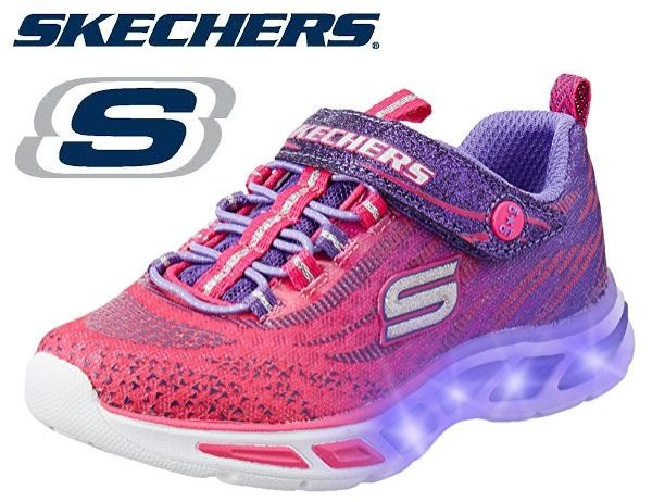 Zapatillas Skechers S Lights: Litebeams con luces