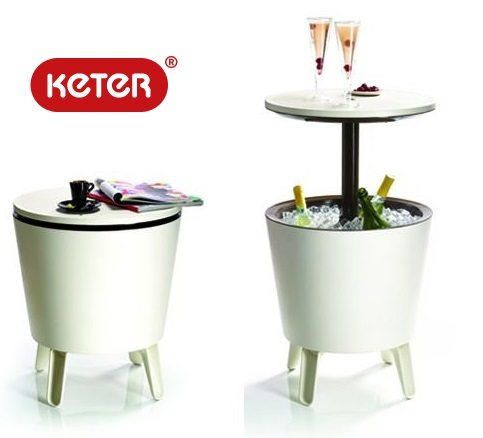 Keter Cool Bar - Mesa nevera