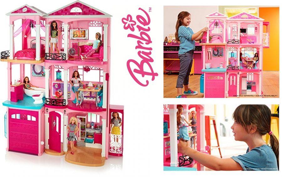 Barbie Dreamhouse, la Casa de los Sueños