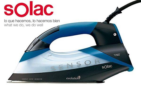 Centro de planchado Solac Sensor Evolution Tactile
