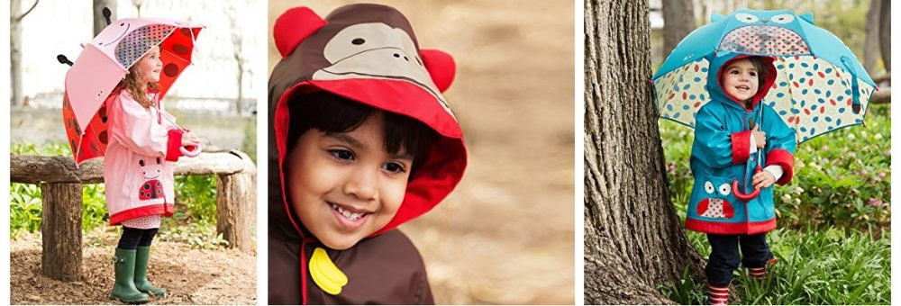 Chubasqueros infantiles Skip Hop Zoo