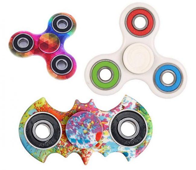 Juguete Fidget Spinner baratos