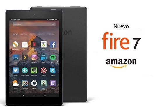Nuevo Fire HD 7