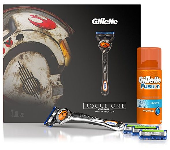 Pack Gillette Fusion ProGlide FlexBall Star Wars Rogue One