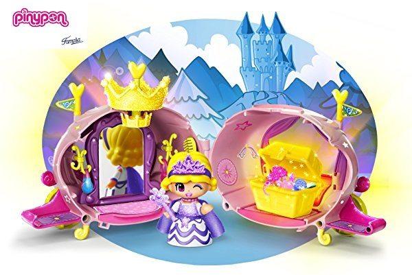 Pinypon - Carroza de princesa (Famosa 700011165)