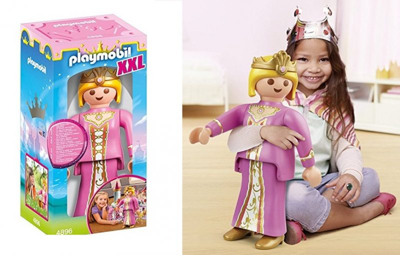 Playmobil - Princesa, tamaño XXL (48960)