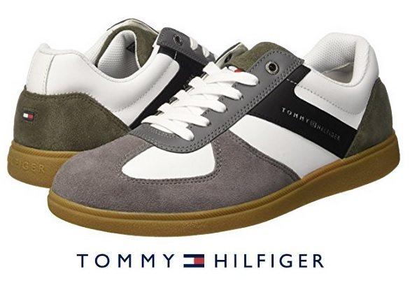 Sneakers Tommy Hilfiger de piel
