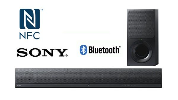 Sony HTCT390 ultrafina con subwoofer