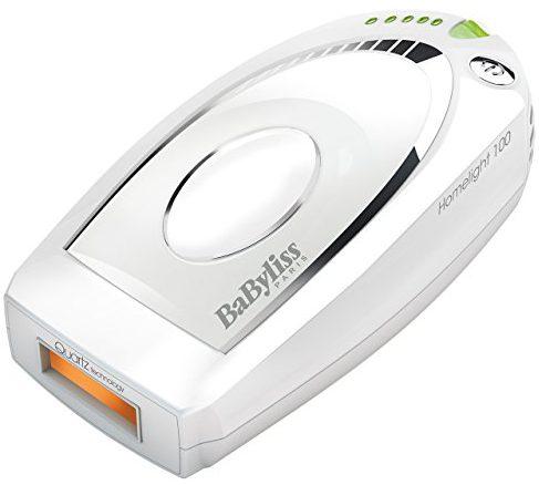 Depiladora IPL BaByliss Homelight 100