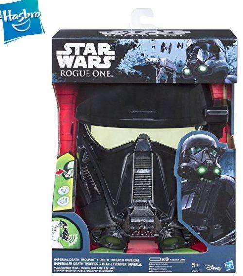 Star Wars: Rogue One - Máscara Electrónica De Soldado De La Muerte