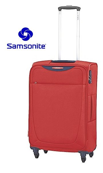 Maleta Samsonite Base Hits Spinner extensible