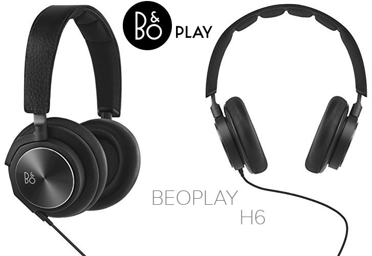 Auriculares Bang & Olufsen BeoPlay H6 2nd Gene­ra­tion