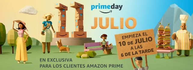 Chollos Amazon Prime Day Julio 2017