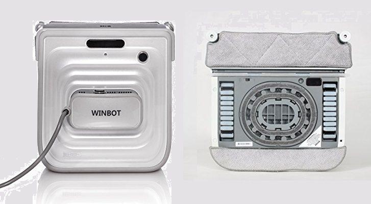 Ecovacs Winbot 730 - Robot limpiador para ventanas