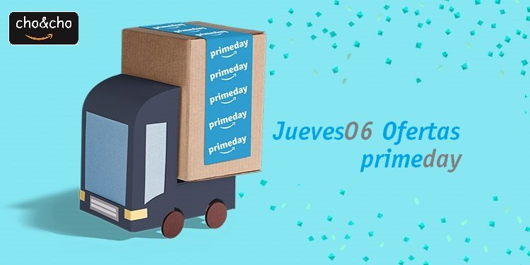 Ofertas del Jueves. Amazon Prime Day.