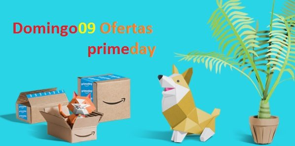 Ofertas Primeday 09 Domingo