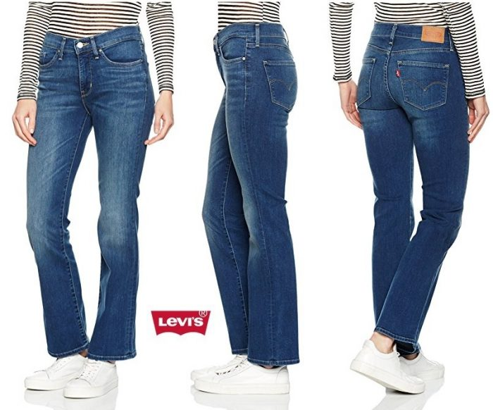 Pantalones Levi's 315 Shaping Boot jeans