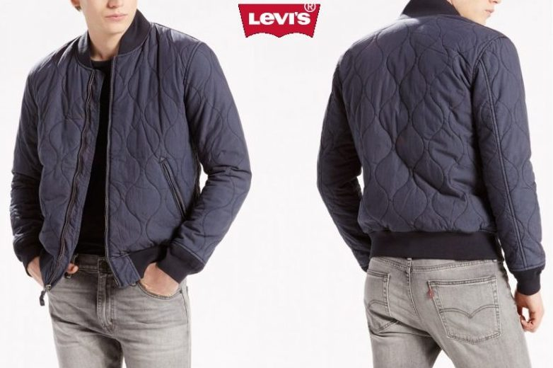 Chaqueta Levi's Thermore Quilted Bomber