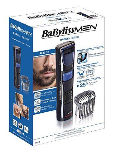 Barbero BaByliss T820E con tecnología Wtech