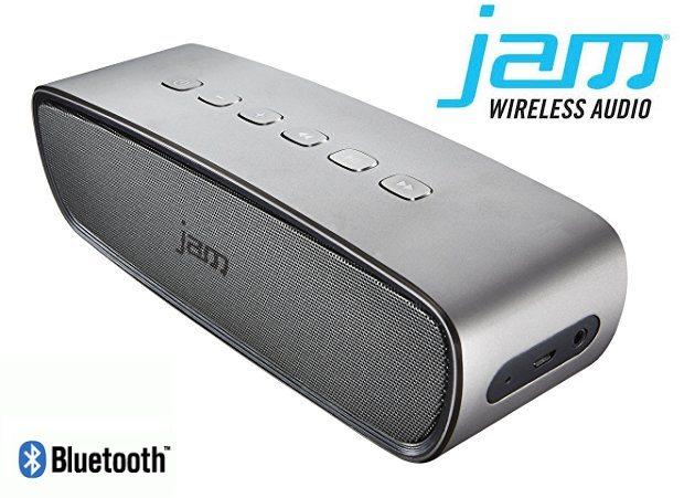Altavoz portatil JAM Heavy Metal HX-P920-EU