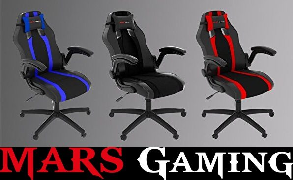 Silla gaming Mars Gaming MGC2BO profesional