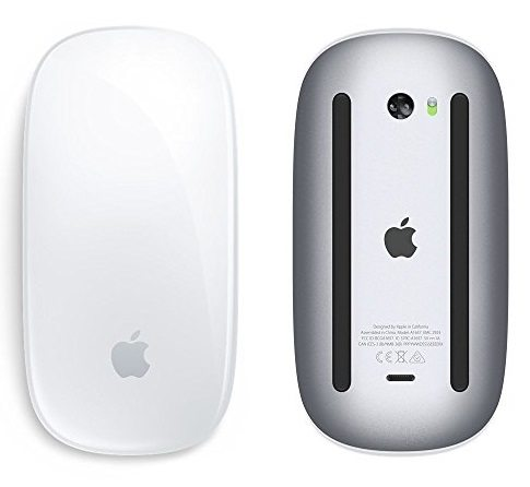 Ratón inalámbrico Apple Magic Mouse 2