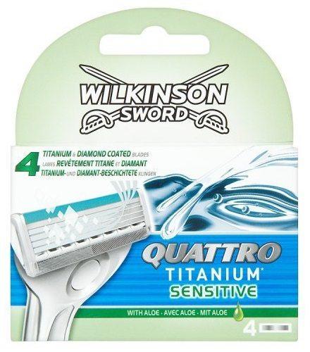 Wilkinson sword quattro titanium Sensitive