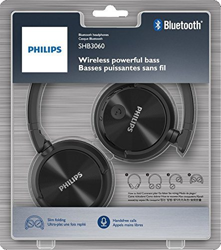 Auriculares Philips SHB3060 Bluetooth