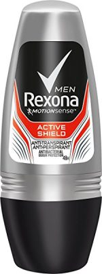 Pack Rexona Roll-On Active Shield para Hombre