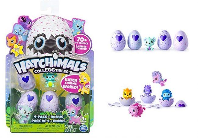 Hatchimals Spin Master, 6034167, huevos coleccionables
