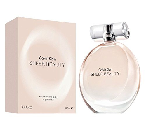 Eau de Toilette Calvin Klein Sheer Beauty