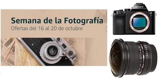 Semana de la Fotografía en Amazon.es