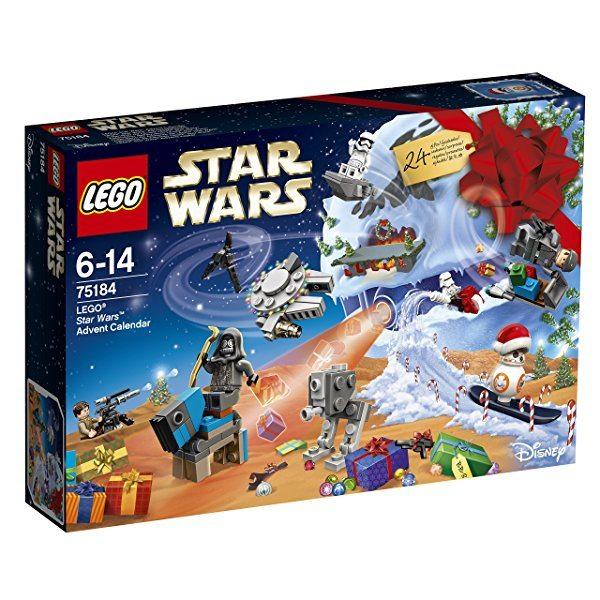 calendario de adviento Star Wars (75184)