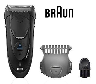 Braun MG 5010 - Afeitadora eléctrica multifunción