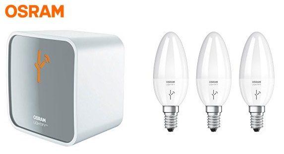 Osram LIGHTIFY - Kit con regulador y bombillas