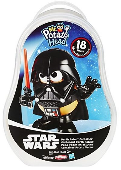 Figura Mr. Potato Darth Tater