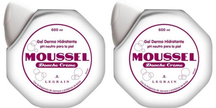 Pack Moussel Gel Creme Hidratante 2 x 600ml