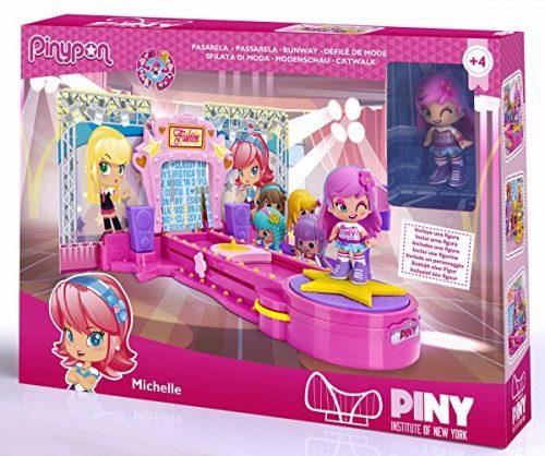 Pinypon by PINY - Pasarela, muñeca y accesorios moda