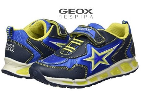 Zapatillas GEOX JR SHUTTLE BOY