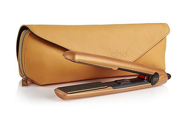 Plancha de pelo ghd V Gold Professional Classic Styler + neceser