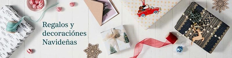 Regalos y decoraciónes Navideñas
