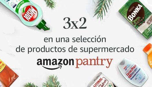 Promoción de Amazon Pantry: 3 x 2