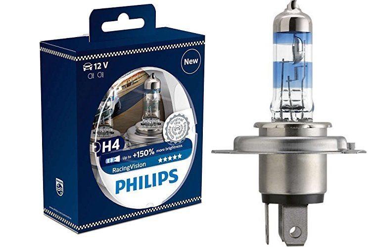 Bombillas de coche Philips RacingVision